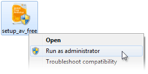 Run av setup as administrator.png