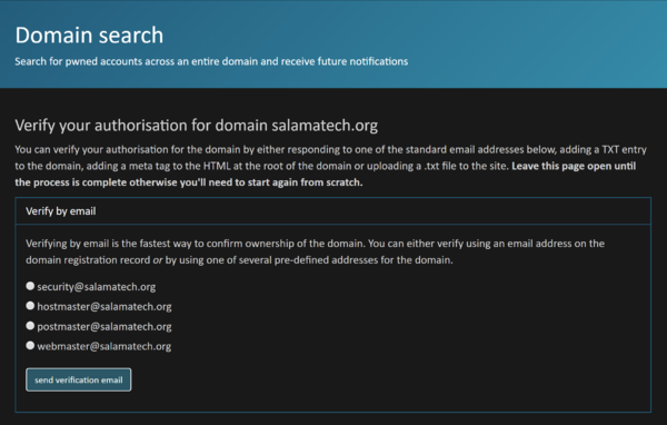 Haveibeenpwned domain search email.png