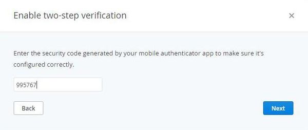 Dropbox Two Steps Authentication Enable Verify Code.jpg