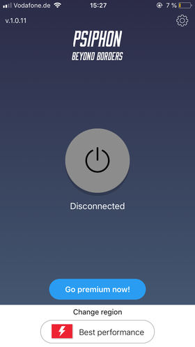 Psiphon iOS Disconnected.png