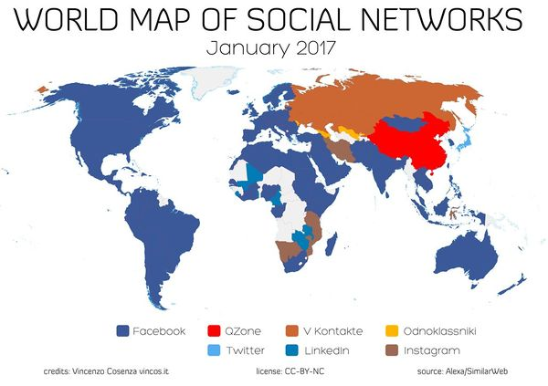 World Social Network Most Popular By Country 21487924 0.jpg