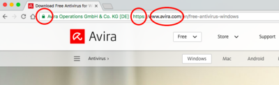 Avira.com making sure it is not phishing.png